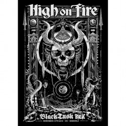 High On Fire - High On Fire - Silkscreen