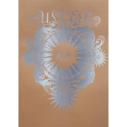 Ulver - Ulver 2010 (brown) - Silkscreen